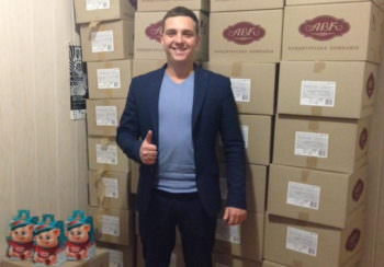 Одаренная молодежь Изюма получит сладкие подарки к новогодним и рождественским праздникам
