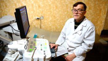 Изюмская больница получила медицинское оборудование почти на 8 млн. грн.