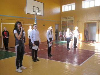 «Спорт на протяжении жизни» соревнование по волейболу среди школьников