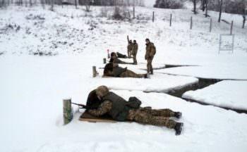 С Изюмщины будет призвано около 170 военнообязанных на учения