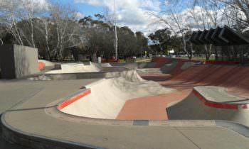 В Центральном парке будет построен Скейт-парк