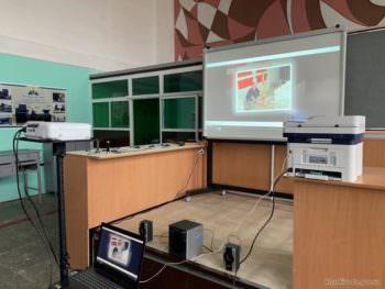 В Изюме открыли новейший учебный центр