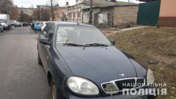 Полиция Изюма нашла водителя авто, что сбил насмерть пешехода