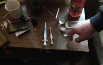 Местный житель изготавливал дома наркотические средства