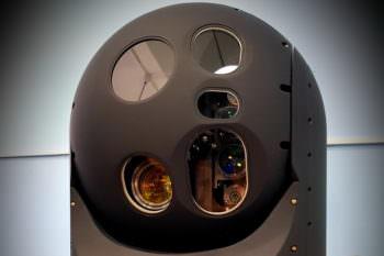 Изюмский ПЗ представил инновационную разработку – оптико-прицельную станцию