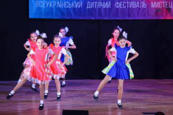 Коллектив «Имидж-класса» в г. Киеве на фестивале получил кубок и дипломы