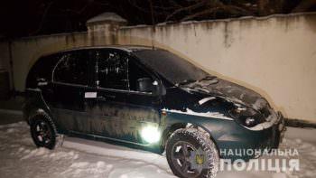 В Боровой произошла перестрелка (фото)