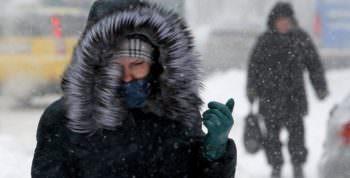 Изюмчан предупреждают о резком ухудшении погоды, мороз, прогноз
