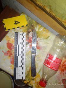 Житель Изюма во время конфликта ударил ножом женщину