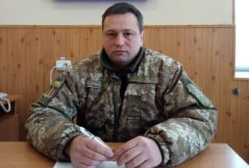 В Изюме назначен новый военный комиссар