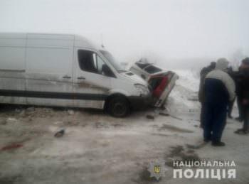 На трассе «Киев-Харьков Довжанский» в ДТП погибла женщина