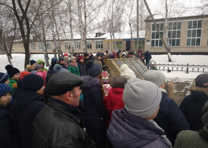 Капитоляны отметили годовщину освобождения села