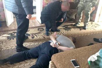 На Изюмщине СБУ блокировала сеть распространения наркотиков в крупных объемах