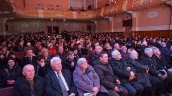 Изюмчане отметили 76 лет со дня освобождения города Изюма от фашизма