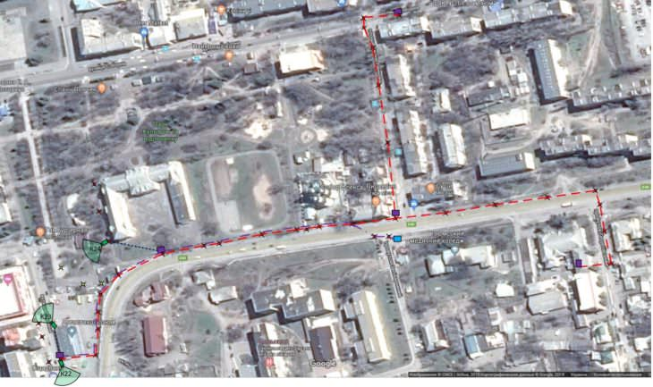 В районе Автовокзала установят камеры видеонаблюдения