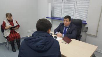 Начальник Изюмской полиции дал ответы местным жителям на волнующие их проблемы
