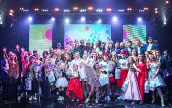 Маленькие Изюмчане стали лауреатами конкурса «Яркие дети Украины»