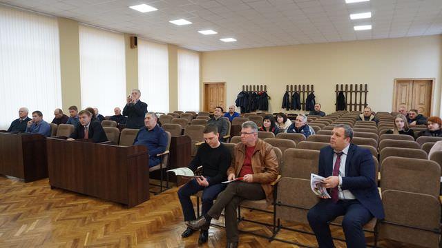 Делегация из латвийского города-побратима Тукумс посетила Изюм