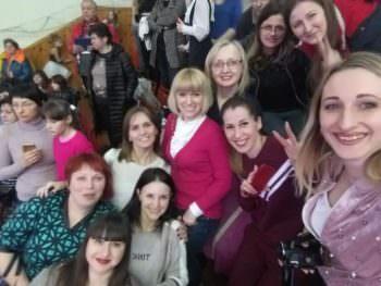 Коллектив Элегия занял 14 призовых мест во всеукраинском турнире по танцам