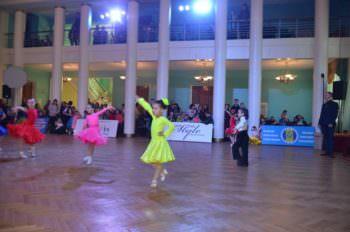 Юная талантливая танцовщица заняла призовое место в соревнованиях