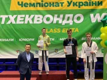 Изюмчане в основном составе сборной Украины выступят на Чемпионате мира в Великобритании по тхэквондо