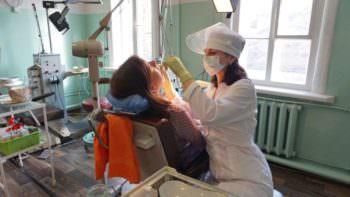 Изюмская городская стоматологическая поликлиника работает по-новому
