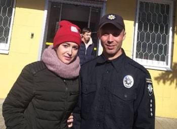 Полиция разыскала пропавшую несовершеннолетнюю школьницу с Изюма