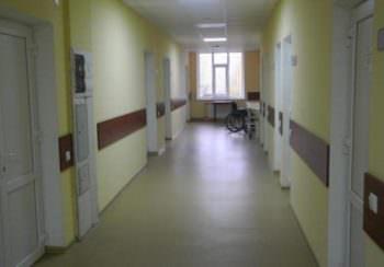 В Изюмской городской больнице завершили капремонт
