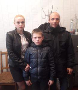 Пропавшего 12-летнего школьника с Изюма нашли