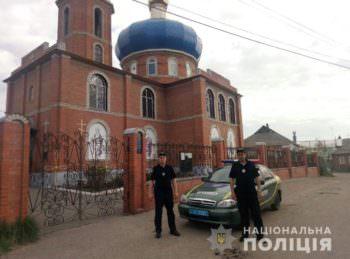 Під час святкування Великодня на Харківщині грубих порушень порядку не зафіксовано