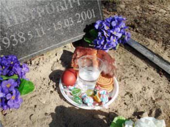 На городских кладбищах Изюма пройдут поминальные дни
