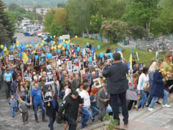 Полиция Изюмщины на 9 мая обеспечила охрану публичного порядка