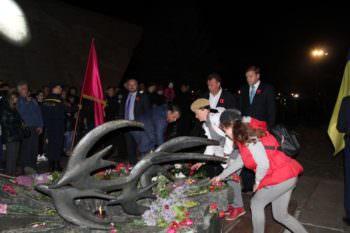 74-я годовщина Победы над нацизмом во Второй мировой войне прошла в Изюме