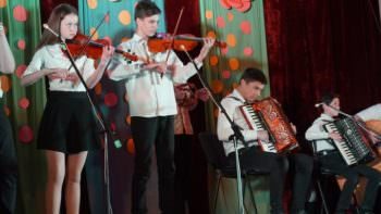 Музыкальная школа успешно подвела итоги годовой работы