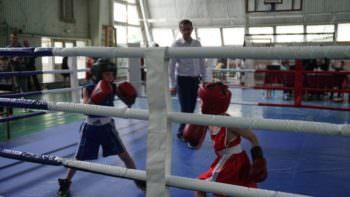 Лучшим боксером областного турнира признан изюмчанин Кузнецов Назар