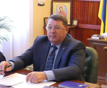 Мэр Лозовой Сергей Зеленский