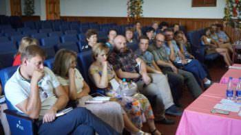 Состоялась встреча по поводу деятельности Изюмской городской ОТГ в будущем