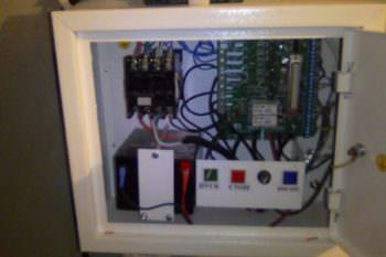 В Изюме обновили систему диспетчеризации лифтов