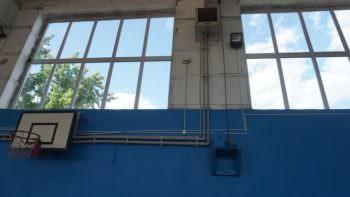 В спортивном комплексе «Локомотив» установили систему вентиляции