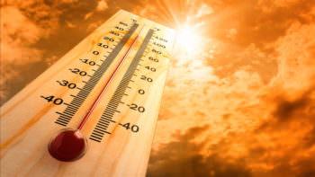 Изюмщину накроет недельная жара, прогноз, погода