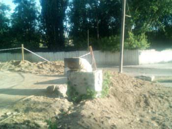 На ИОМЗе активно ведется строительство котельни для многоэтажек