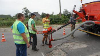 В Изюме ямочный ремонт дорог будут проводить по новому