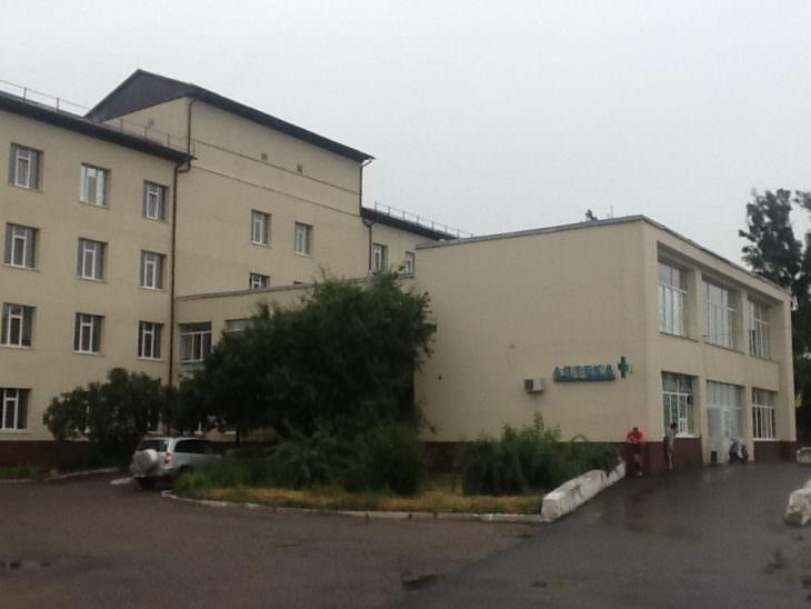 В Изюме получил ножевое ранение гендиректор Изюмской ЦГБ