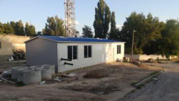 Строительство модульной котельной в Изюме - фото