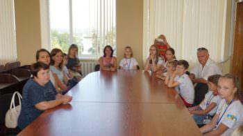 После поездки в Латвийский городок Тукумс дети делились впечатлениями