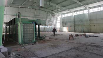 В Изюме началось строительство бассейна