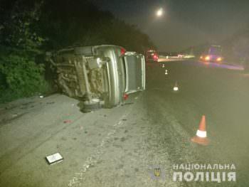 Возле села Каменка произошло смертельное ДТП (фото)
