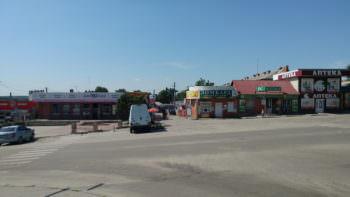 ЖД рынок города Изюма