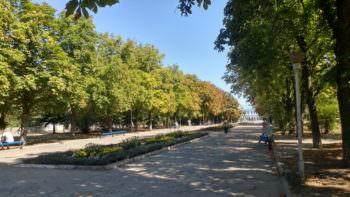 Капитально ремонтировать центральный парк в текущем году не будут