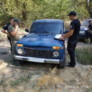Изюмский лесхоз обращается к СБУ за помощью так как полиция не помогает